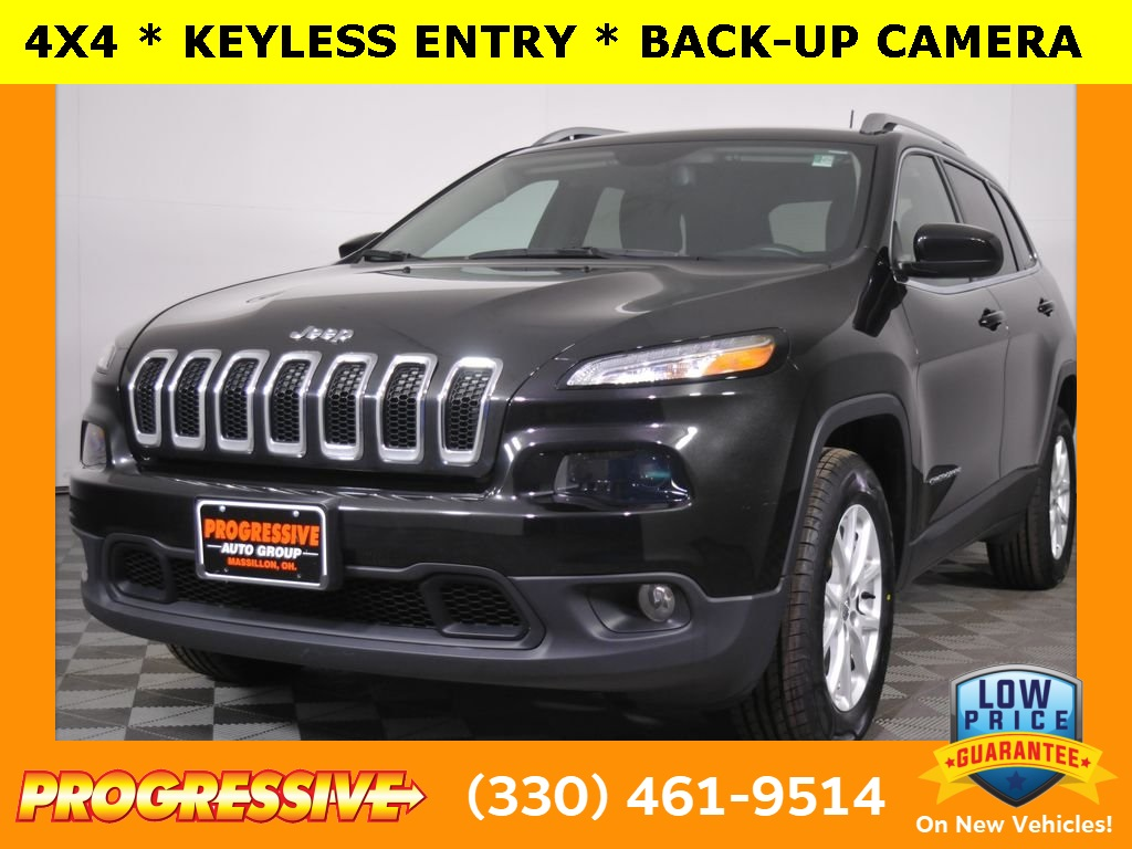 Pre Owned 2016 Jeep Cherokee Laude