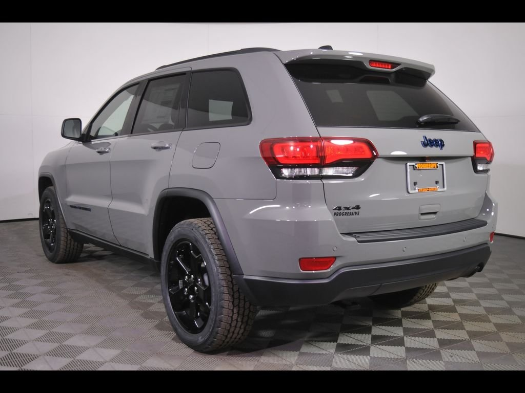 New 2019 JEEP Grand Cherokee Upland Edition Sport Utility ...