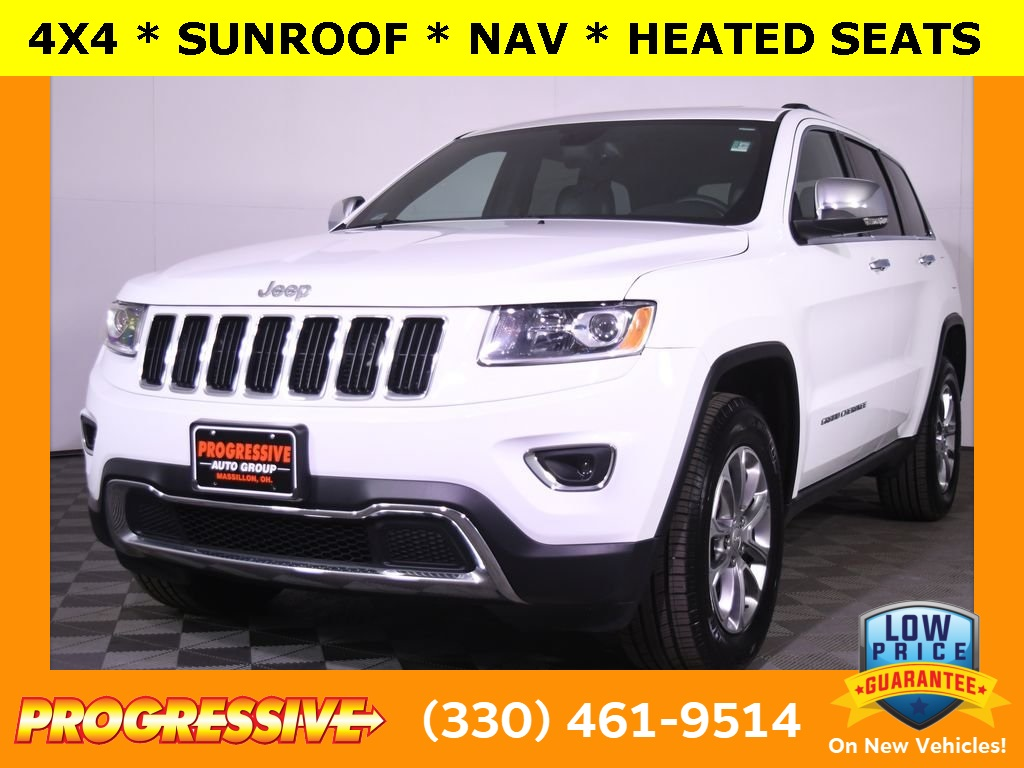 Pre Owned 2016 Jeep Grand Cherokee Limited