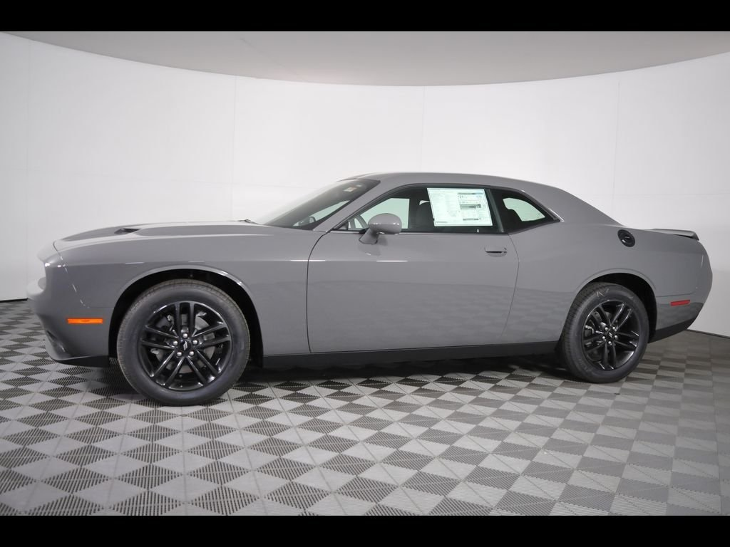 New 2019 Dodge Challenger Sxt Coupe In Massillon D90457
