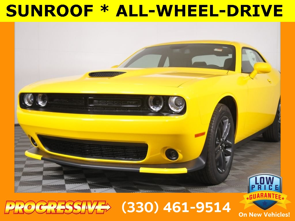 New 2019 Dodge Challenger Gt Coupe In Massillon D90396