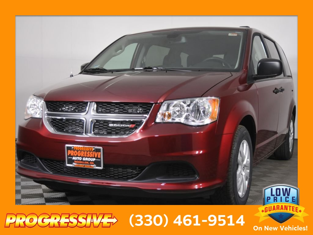 Progressive Dodge >> New 2019 Dodge Grand Caravan Se Passenger Van In Massillon D90463