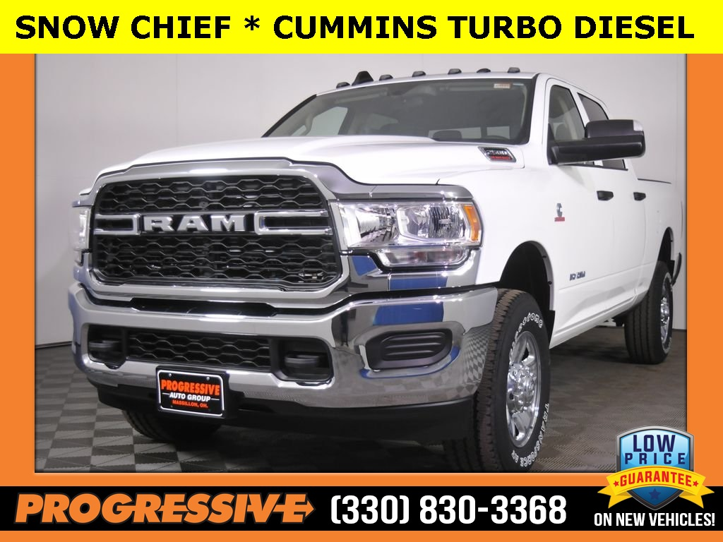 NEW 2019 RAM Heavy Duty