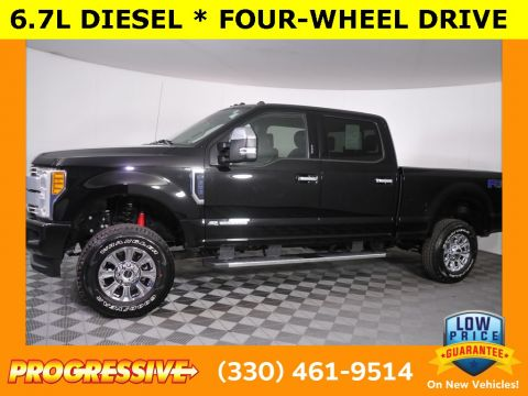 Pre-Owned 2017 Ford F-250SD FX-4