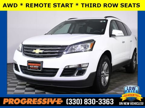 Chevy Traverse Used >> Buy A Pre Owned Chevy Traverse Used Chevrolet Near Canton Oh