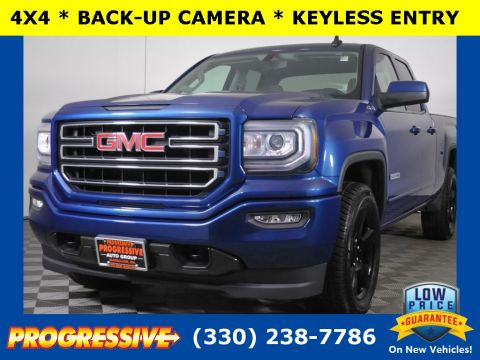 Pre-Owned 2016 GMC Sierra 1500 Elevation Package