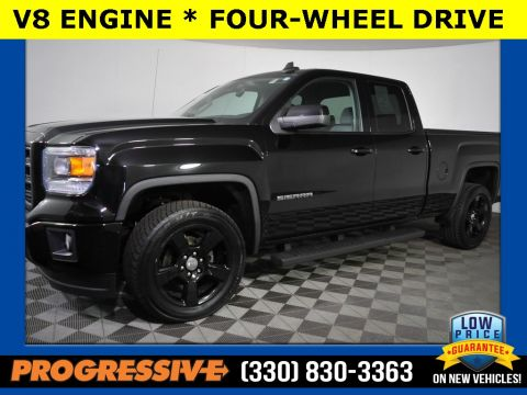 Pre-Owned 2015 GMC Sierra 1500 Elevation Edition