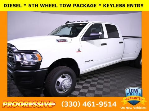 Buy or Lease a New Ram 3500 | Dodge Ram Trucks near Canal